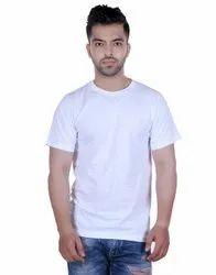 Men's Solid Slim Fit T-Shirt