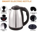 SCARLETT Automatic Stainless Steel Electric Kettle For Boil Water/Tea/Coffee/Maggie Making
