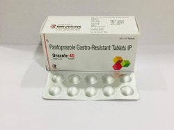 Pantoprazole Gastro Resistant Tablets