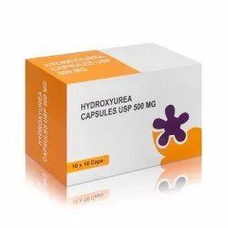 Hydroxyurea Capsules