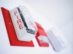 Plastic Automatic Fire Security Alarm