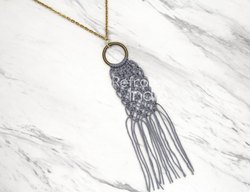 Latest Handmade Macrame Jewellery