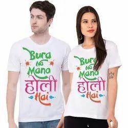 Customized Holi Tshirts