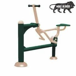Outdoor Gym Horse Rider Exercise Machine