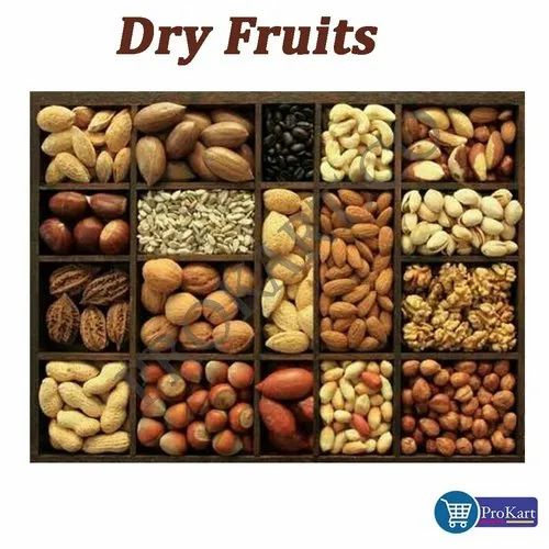Mix Dry Fruits, Packet, Packaging Size: 5 Kg, Rs 600 /kg Pravin General  Stores   ID: 23138569291