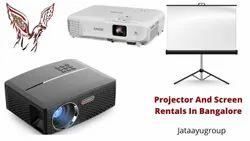 Video Projector Rental Service