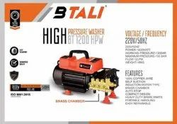 Btali High Pressure Portable Car Washer BT 1200HPW