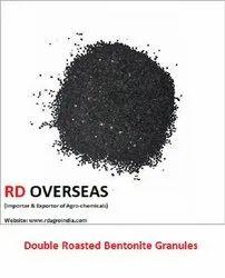 Bentonite Double Roasted Granules