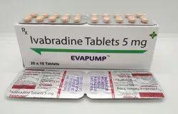 Ivabradine Tablets 5 Mg (evapump)