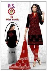 RS Batik Cotton Dress Materials