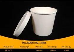 Food Packaging Paper Box 750ml
