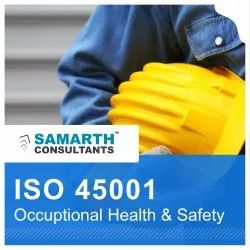 ISO 45001 Certification Service