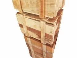 Pine wood Wooden packaging boxes