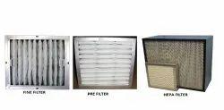 Filters Ventilator