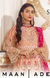 Shenyl Fab Emaan Adeel Vol-4 Pakistani Style Designer Heavy Suits Catalog