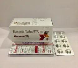 Etoricoxib 90 Mg Tablet For Franchise