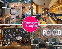 Cafeteria Interior Designing Service