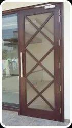 For Home Wooden Net Door