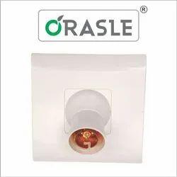 Plastic White Modular Orasle Holder, Packaging Type: Box