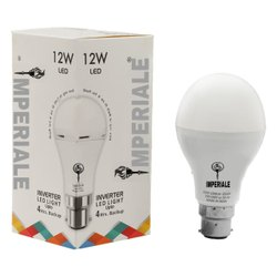 Ceramic Round 12 Watt Imperiale LED Bulb, For Home, Base Type: B22
