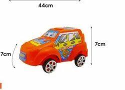 Orange Kids Toy Car