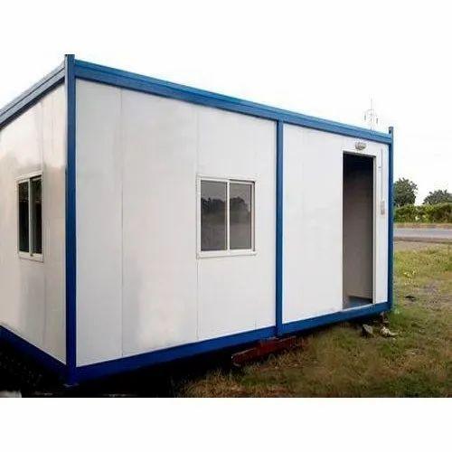 Steel Modular Movable Shop