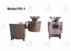 Potato Slicer Machine, Capacity: 500 - 600 Kg. Per Hour
