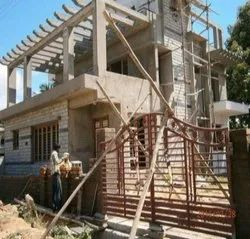 Concrete Frame Structures Residential Construction Service, Gurgaon