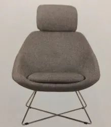 Lounge And Designer Chair - Knoll (Headrest)