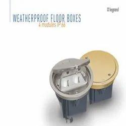 Legrand Weatherproof Floor Boxes