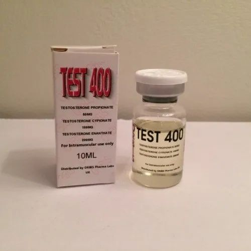 British pharmaceuticals test 400 injections organon modell beispiele mappe
