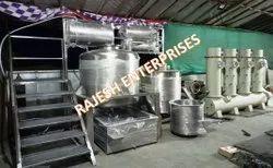 Silver Refining Plant