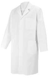 White Lab Coat, For Laboratory, Handwash