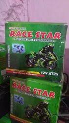Sun Voltic Warranty: 12 Month 12V 5TZ Race Star Two Wheeler Battery, 4LB