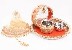 Karva Chauth Thali Sets