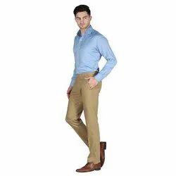 Trendsetter Men\'s Formal Trousers Slim Fit - Lycra Formal Trousers For Men\'s 9694/SF