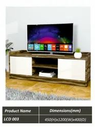 Winsome Brown Modern Lcd Tv Unit, Home & Office