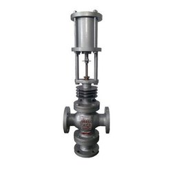 Cylinder Operated Control Valve