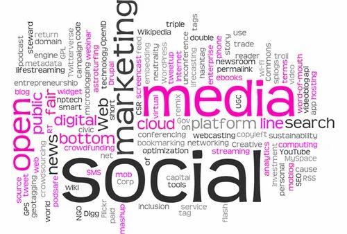 1个月的Facebook & Instagram社交媒体营销服务,在泛印度