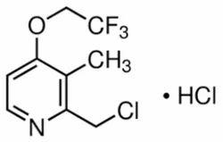2-Chloro-Methyl-3,5-Dimethyl-4-Methoxy Pyridine HCL (Omeprazole Chloro Compound)