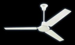 Lilly Ceiling Fan White