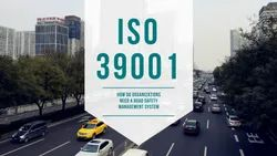 ISO 39001 Certification Services