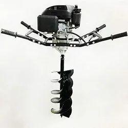 4 Stroke Heavy Duty 100 CC Petrol Earth Auger