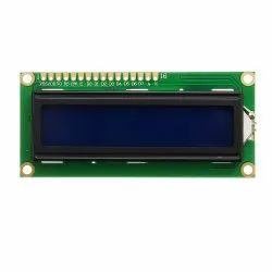 LCD Display JHD 16X2 JUMBO BLUE