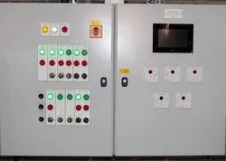 VARSHA 90KW Electrical Boiler Control Panel, For Industrial