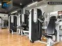KFS Imported Complete Gym Setup