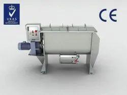 Stainless Steel Ribbon Blender Machine