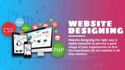 PHP/JavaScript Responsive Website Design And Development Services, With Online Support