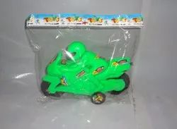 Kids Plastic Bike Toy, For Amusement Park, Packaging Type: Packet