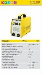 Arc 200g Welding Machine